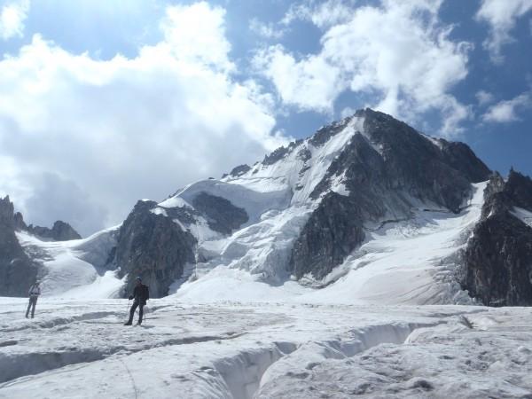 Randonnée glacier du Tour