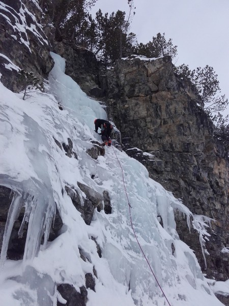 cascade initiation cervieres stage ice fall 2016