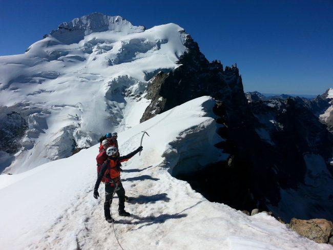 Guide et montagne Roche Faurio