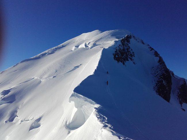 Stage Mont Blanc par le Goûter.