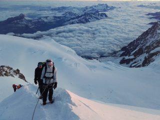 Le mont Blanc en 2 jours.