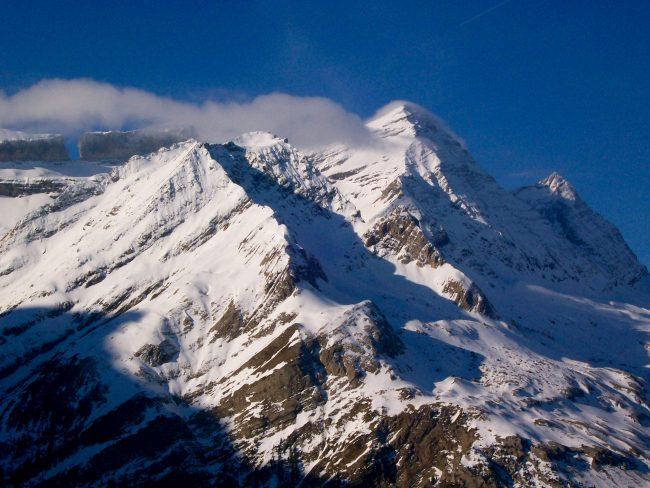 Stage alpinisme dans les Pyrénées.