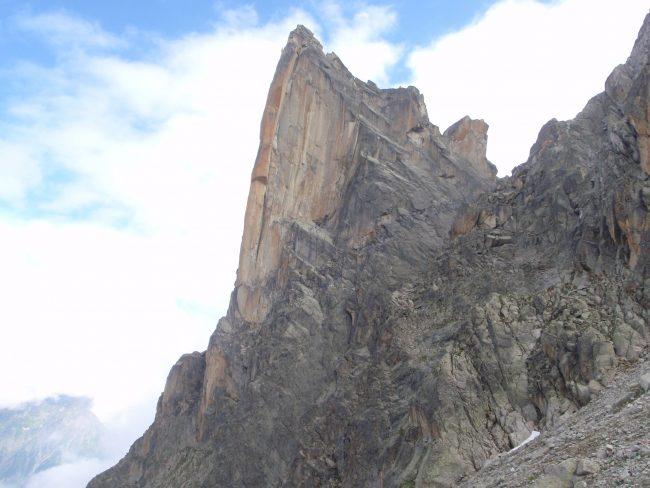 Le petit clocher du Portalet.