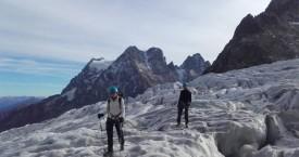 Initiation à l'alpinisme à la Roche Faurio