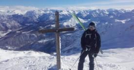Pur ski à Serre Che