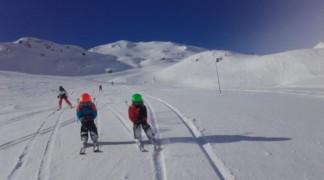 Ski à Serre Chevalier avec les jeunes de l'ESI