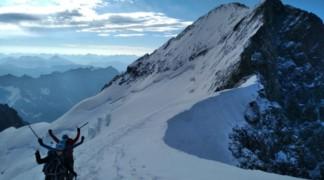 Stages alpinisme Dôme des Ecrins