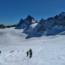 Alpinisme facile à la Grave