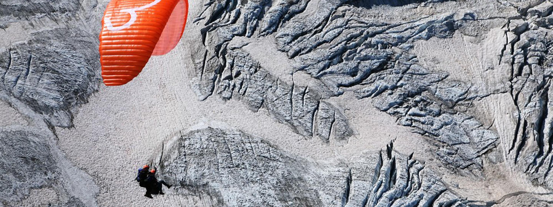 Parapente à Briançon et dans les Hautes Alpes